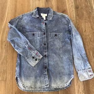 Etoile Isabel Marant Button Up Shirt